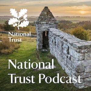 Logo du podcast du National Trust